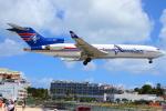 AkilaYさんが、プリンセス・ジュリアナ国際空港で撮影したアメリジェット・インターナショナル 727-233/Adv(F)の航空フォト(写真)