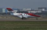 kumagorouさんが、仙台空港で撮影したホンダ・エアクラフト・カンパニー HA-420の航空フォト(写真)