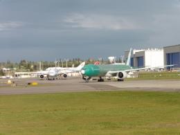 ペインフィールド空港 - Paine Field [PAE/KPAE]で撮影された全日空 - All Nippon Airways [NH/ANA]の航空機写真