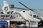 Chofu Spotter Ariaさんが、東京ヘリポートで撮影したユーロコプタージャパン EC135T2の航空フォト(飛行機 写真・画像)