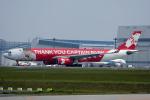 Tomo-Papaさんが、成田国際空港で撮影したタイ・エアアジア・エックス A330-343Xの航空フォト(写真)