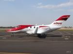WLさんが、仙台空港で撮影したホンダ・エアクラフト・カンパニー HA-420の航空フォト(飛行機 写真・画像)