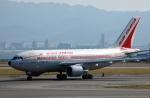 チャーリーマイクさんが、関西国際空港で撮影したエア・インディア A310-324の航空フォト(写真)
