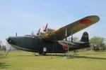 クリューさんが、鹿屋航空基地で撮影した日本海軍の航空フォト(写真)