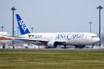tsubasa0624さんが、成田国際空港で撮影した全日空 767-381/ER(BCF)の航空フォト(飛行機 写真・画像)