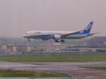 noinaさんが、福岡空港で撮影した全日空 787-9の航空フォト(写真)
