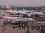 noinaさんが、福岡空港で撮影した日本トランスオーシャン航空 737-446の航空フォト(写真)