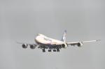 snow_shinさんが、北九州空港で撮影した日本貨物航空 747-8KZF/SCDの航空フォト(飛行機 写真・画像)