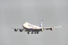 snow_shinさんが、北九州空港で撮影した日本貨物航空 747-8KZF/SCDの航空フォト(写真)