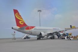 snow_shinさんが、香港国際空港で撮影した香港エクスプレス A320-214の航空フォト(写真)