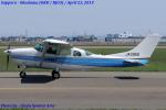Chofu Spotter Ariaさんが、札幌飛行場で撮影した北海道航空 TU206G Turbo Stationair 6の航空フォト(飛行機 写真・画像)