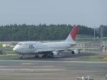 T.Kawaseさんが、成田国際空港で撮影した日本航空 747-446の航空フォト(写真)