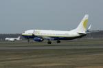 北の熊さんが、新千歳空港で撮影したマイアミ・エア・インターナショナル 737-81Qの航空フォト(写真)