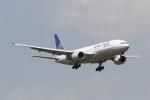 ANA744Foreverさんが、成田国際空港で撮影したユナイテッド航空 777-222/ERの航空フォト(飛行機 写真・画像)