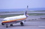 kumagorouさんが、那覇空港で撮影した日本エアシステム A300B4-622Rの航空フォト(写真)