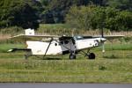 tsubasa0624さんが、ホンダエアポートで撮影したアイ・ティー・シー・アエロスペース PC-6/B2-H4 Turbo-Porterの航空フォト(飛行機 写真・画像)