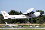 tsubasa0624さんが、ホンダエアポートで撮影した東京センチュリー 172S Skyhawk SPの航空フォト(飛行機 写真・画像)