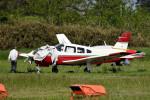 tsubasa0624さんが、ホンダエアポートで撮影した日本個人所有 PA-28R-201T Turbo Arrowの航空フォト(飛行機 写真・画像)