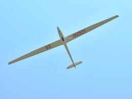sonnyさんが、大利根飛行場で撮影した日本個人所有 DG-800Aの航空フォト(飛行機 写真・画像)