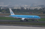 pringlesさんが、台湾桃園国際空港で撮影したKLMオランダ航空 777-206/ERの航空フォト(写真)