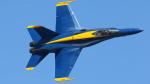 EarthScapeさんが、クオンセット・ステート空港で撮影したアメリカ海軍 F/A-18C Hornetの航空フォト(写真)