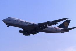関西国際空港 - Kansai International Airport [KIX/RJBB]で撮影されたルフトハンザ・カーゴ - Lufthansa Cargo [LH/GEC]の航空機写真