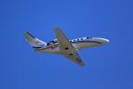 T.Sazenさんが、神戸空港で撮影したコーナン商事 525A Citation CJ1の航空フォト(写真)