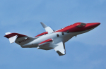 チャーリーマイクさんが、熊本空港で撮影したホンダ・エアクラフト・カンパニー HA-420の航空フォト(写真)