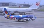 kumagorouさんが、那覇空港で撮影したエアーニッポン 737-4Y0の航空フォト(飛行機 写真・画像)