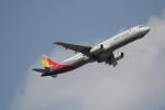 ANA744Foreverさんが、成田国際空港で撮影したアシアナ航空 A321-231の航空フォト(飛行機 写真・画像)
