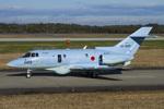 Scotchさんが、茨城空港で撮影した航空自衛隊 U-125A(Hawker 800)の航空フォト(飛行機 写真・画像)
