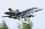 take_2014さんが、厚木飛行場で撮影したアメリカ海軍 F/A-18の航空フォト(写真)