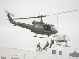 ジャトコさんが、善通寺駐屯地で撮影した陸上自衛隊 UH-1Jの航空フォト(飛行機 写真・画像)