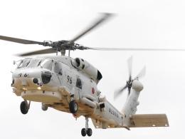 ジャトコさんが、善通寺駐屯地で撮影した海上自衛隊 SH-60Jの航空フォト(飛行機 写真・画像)