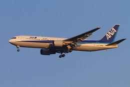 PINK_TEAM78さんが、成田国際空港で撮影した全日空 767-381/ERの航空フォト(飛行機 写真・画像)