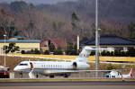 Dojalanaさんが、函館空港で撮影した国土交通省 航空局 BD-700-1A10 Global Expressの航空フォト(写真)