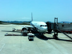 tsubasa0624さんが、広島空港で撮影した全日空 767-381/ERの航空フォト(飛行機 写真・画像)
