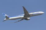 ANA744Foreverさんが、成田国際空港で撮影した全日空 777-381/ERの航空フォト(写真)