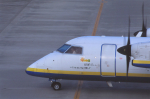 kumagorouさんが、久米島空港で撮影した琉球エアーコミューター DHC-8-103Q Dash 8の航空フォト(写真)