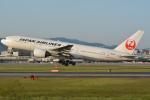 777rainさんが、伊丹空港で撮影した日本航空 777-289の航空フォト(写真)