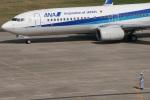 m-takagiさんが、富山空港で撮影した全日空 737-881の航空フォト(飛行機 写真・画像)