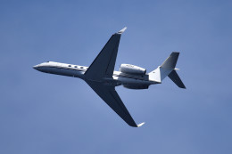tsubasa0624さんが、羽田空港で撮影したアメリカ個人所有 G-Vの航空フォト(飛行機 写真・画像)