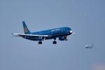 tsubasa0624さんが、羽田空港で撮影したベトナム航空 A321-231の航空フォト(飛行機 写真・画像)