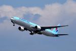 tsubasa0624さんが、羽田空港で撮影した大韓航空 777-3B5の航空フォト(飛行機 写真・画像)