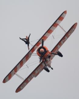 岩国空港 - Marine Corps Air Station Iwakuni [IWK/RJOI]で撮影されたMERKEL AIR INC TRUSTEEの航空機写真