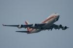 たーぼーさんが、成田国際空港で撮影したカリッタ エア 747-481F/SCDの航空フォト(写真)