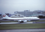 kumagorouさんが、羽田空港で撮影した日本航空 747-346の航空フォト(飛行機 写真・画像)