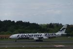 m-takagiさんが、成田国際空港で撮影したフィンエアー A340-313Xの航空フォト(飛行機 写真・画像)