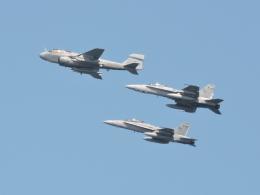 わたくんさんが、岩国空港で撮影したアメリカ海兵隊 EA-6B Prowler (G-128)の航空フォト(写真)