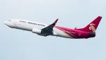 coolinsjpさんが、深圳宝安国際空港で撮影した深圳航空 737-87Lの航空フォト(写真)